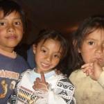 children from Loma Grande